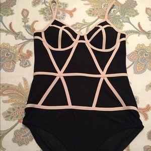 Fashion Nova Tops - Fashion Nova Bodysuit